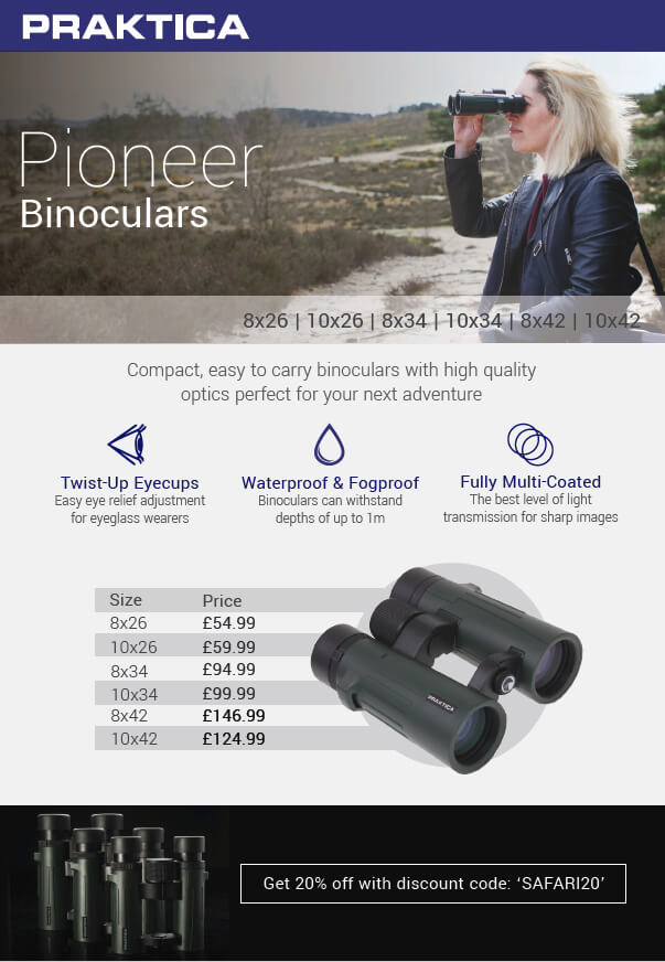 Praktica Pioneer Binoculars