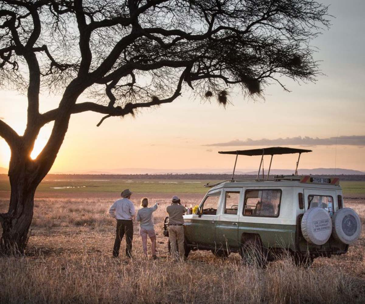 African Safari Vehicles
