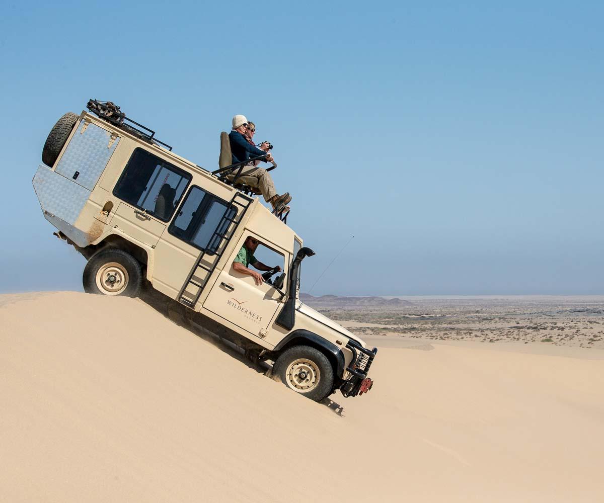 A guide to safari guides